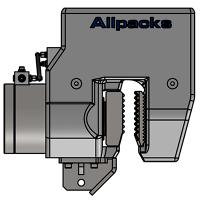 Pipe clamp AllPacks 81CC
